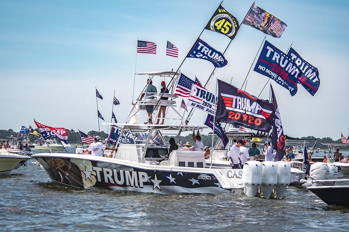 Cheboygan County        Trump 2020 Boat Rally
